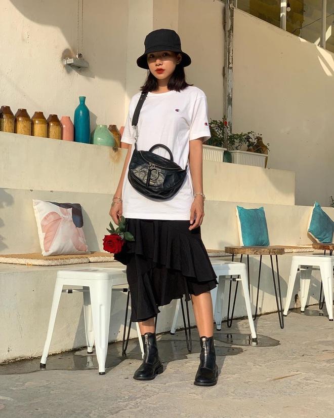 """#kenh14streetstyle tuần qua: Giới trẻ Việt mặc đẹp mà không """"dị"""", ai mix đồ cũng """"đỉnh"""" lắm luôn - ảnh 10"""