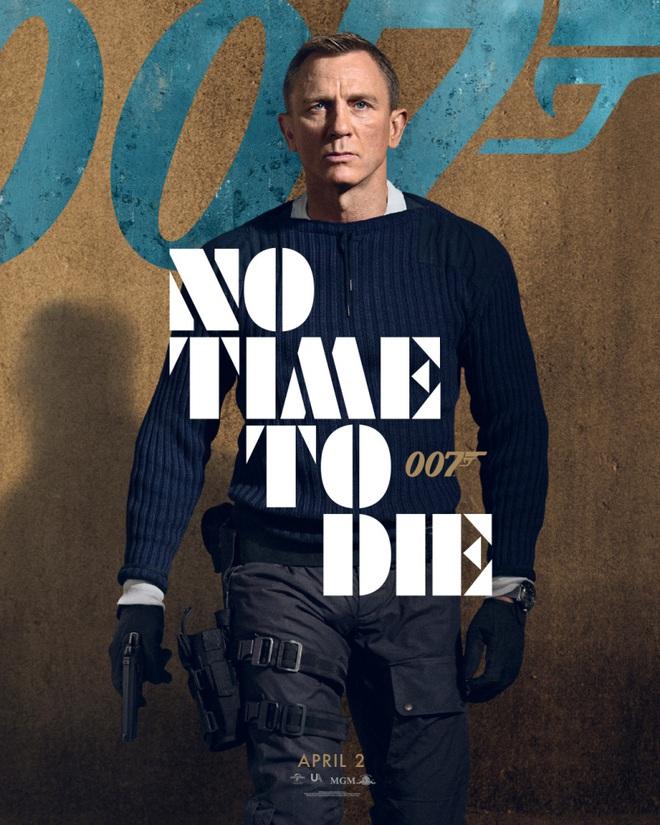 Thánh James Bond thách thức mọi quy luật vật lí trong trailer No Time To Die - ảnh 5