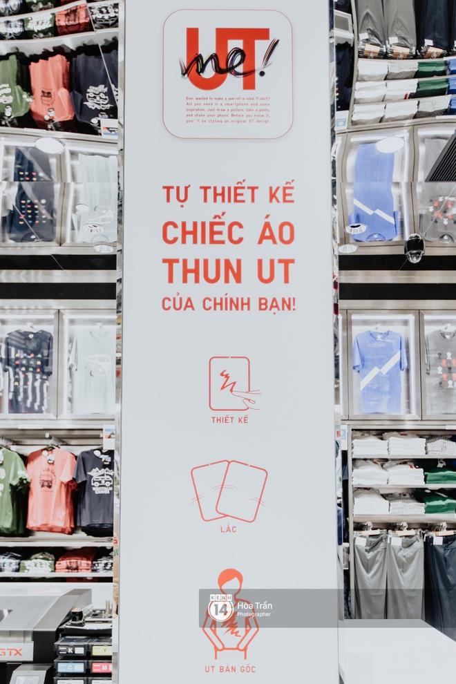 HOT HIT: Những hình ảnh rõ nét xịn sò đầu tiên bên trong store UNIQLO Việt Nam trước ngày khai trương - ảnh 4