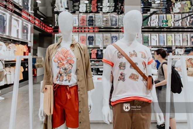 HOT HIT: Những hình ảnh rõ nét xịn sò đầu tiên bên trong store UNIQLO Việt Nam trước ngày khai trương - ảnh 7