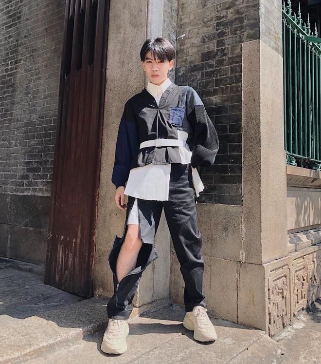 """#kenh14streetstyle tuần qua: Giới trẻ Việt mặc đẹp mà không """"dị"""", ai mix đồ cũng """"đỉnh"""" lắm luôn - ảnh 13"""