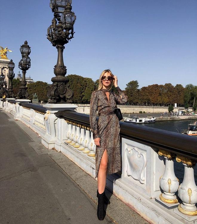 Phụ nữ Pháp chỉ diện boots theo 4 cách sau là đã đẹp và sang trọn vẹn mùa lạnh - ảnh 9