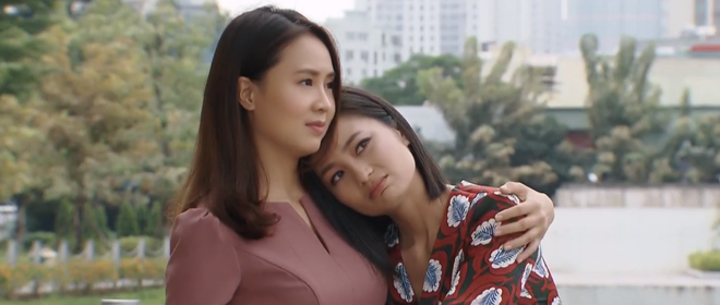 Chẳng cần mượn rượu, Khang vẫn hốt trọn chị đẹp San ở Hoa Hồng Trên Ngực Trái tập 35 - ảnh 10