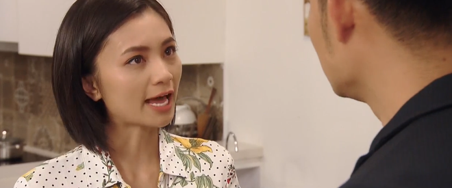 Chẳng cần mượn rượu, Khang vẫn hốt trọn chị đẹp San ở Hoa Hồng Trên Ngực Trái tập 35 - ảnh 7
