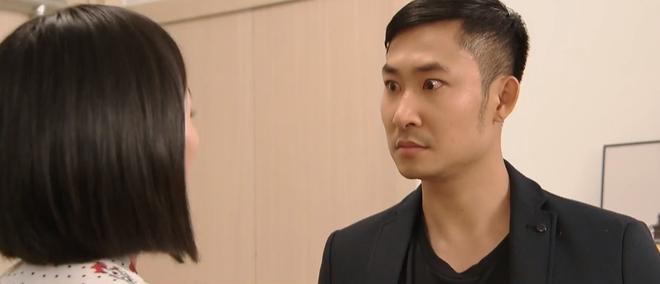 Chẳng cần mượn rượu, Khang vẫn hốt trọn chị đẹp San ở Hoa Hồng Trên Ngực Trái tập 35 - ảnh 6