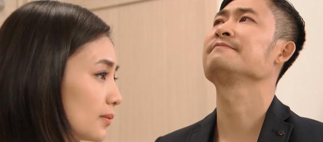Chẳng cần mượn rượu, Khang vẫn hốt trọn chị đẹp San ở Hoa Hồng Trên Ngực Trái tập 35 - ảnh 8