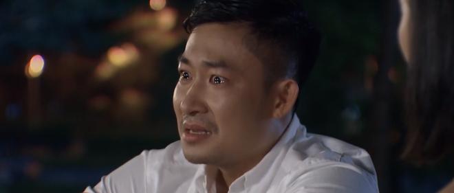 Chẳng cần mượn rượu, Khang vẫn hốt trọn chị đẹp San ở Hoa Hồng Trên Ngực Trái tập 35 - ảnh 2
