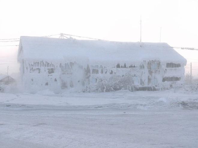 Những con người tồn tại ở nơi khắc nghiệt nhất hành tinh: -55 độ C vẫn là ấm, lợi dụng cả cổng địa ngục để sinh tồn - tiến hóa đỉnh cao là đây chứ đâu - ảnh 3