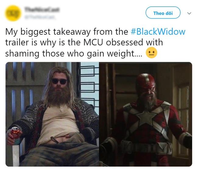 Từ ENDGAME đến Black Widow, Marvel có đem hội ú nu ú nần ra làm trò đùa? - ảnh 5