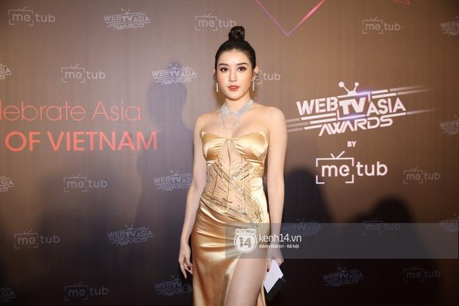 Thảm đỏ WebTVAsia Awards 2019: Nhã Phương, Chi Pu đồng loạt khoe vai thon gợi cảm, cùng dàn nghệ sĩ châu Á tự tin khoe sắc - ảnh 8