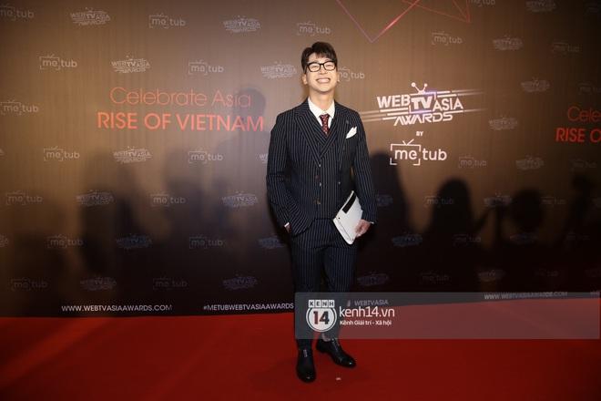 Thảm đỏ WebTVAsia Awards 2019: Nhã Phương, Chi Pu đồng loạt khoe vai thon gợi cảm, cùng dàn nghệ sĩ châu Á tự tin khoe sắc - ảnh 18