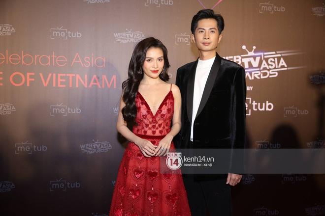 Thảm đỏ WebTVAsia Awards 2019: Nhã Phương, Chi Pu đồng loạt khoe vai thon gợi cảm, cùng dàn nghệ sĩ châu Á tự tin khoe sắc - ảnh 12