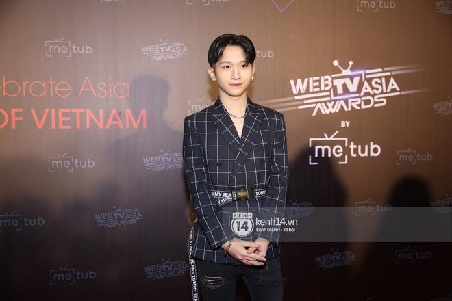 Thảm đỏ WebTVAsia Awards 2019: Nhã Phương, Chi Pu đồng loạt khoe vai thon gợi cảm, cùng dàn nghệ sĩ châu Á tự tin khoe sắc - ảnh 9