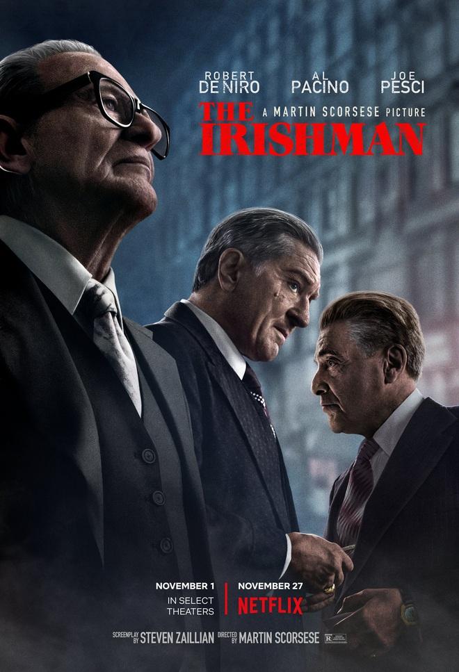 Hoạt hình Pháp The Irishman vượt mặt Disney được bình chọn là Phim hay nhất 2019 - ảnh 1