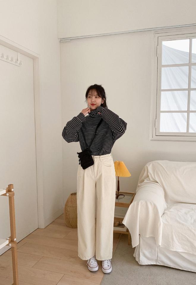 Sự hiện diện của 1 trong 4 kiểu quần sau sẽ giúp set đồ thêm đắt tiền, dù bạn chỉ mặc toàn item giá rẻ - ảnh 13