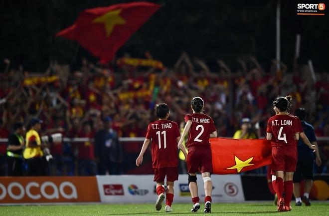 HLV đội tuyển nữ Việt Nam: Thái Lan mới phải lo sợ khi gặp Việt Nam ở chung kết SEA Games 30 - Ảnh 4.