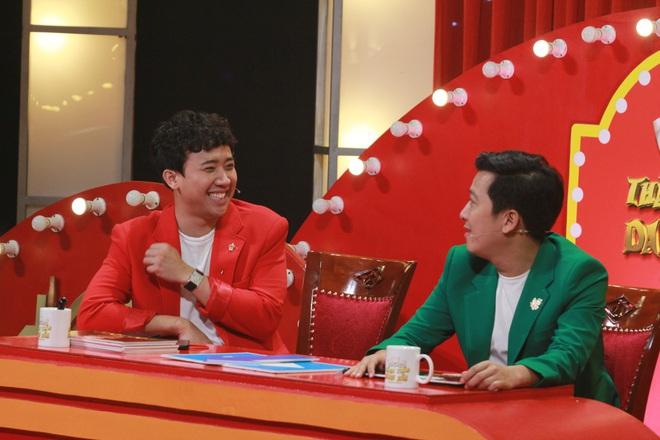 Thách thức danh hài: Trấn Thành không nở lấy một nụ cười với thí sinh đóng giả Hari Won - ảnh 1