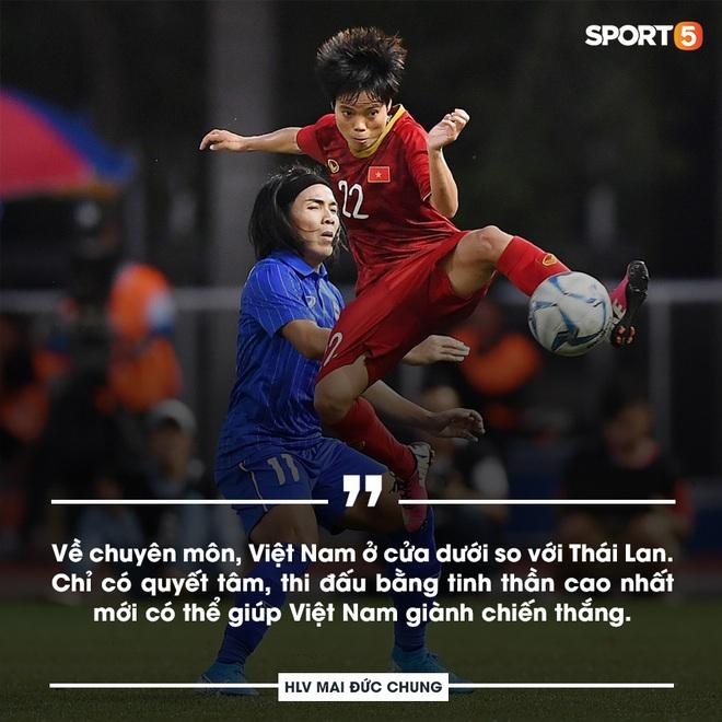 HLV đội tuyển nữ Việt Nam: Thái Lan mới phải lo sợ khi gặp Việt Nam ở chung kết SEA Games 30 - Ảnh 2.