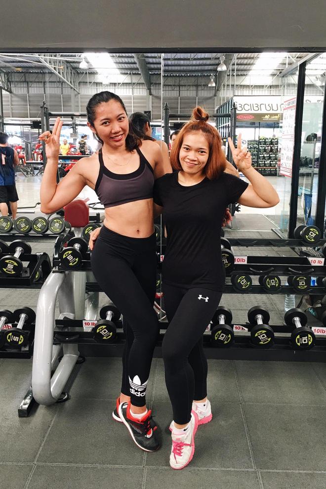 Từ 95kg xuống 50kg, cô gái Thái Lan chia sẻ bí quyết giảm cân trong 6 tháng mà ai cũng có thể làm được - ảnh 11
