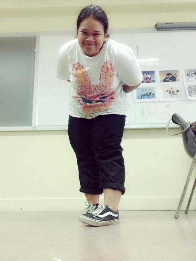 Từ 95kg xuống 50kg, cô gái Thái Lan chia sẻ bí quyết giảm cân trong 6 tháng mà ai cũng có thể làm được - ảnh 2