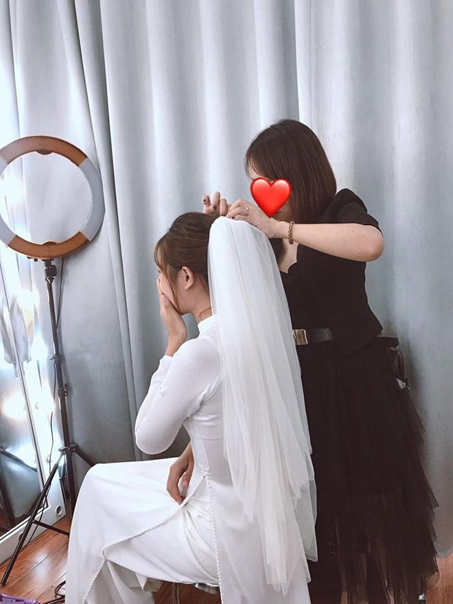 Vợ tương lai của Phan Văn Đức chính thức khoe ảnh cưới xinh đẹp - ảnh 3