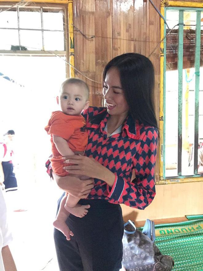 Lê Hoàng Phương thắng giải Best Face - ứng cử viên 5000 máu cho ngôi vị Hoa hậu tối nay đã lộ diện! - ảnh 15