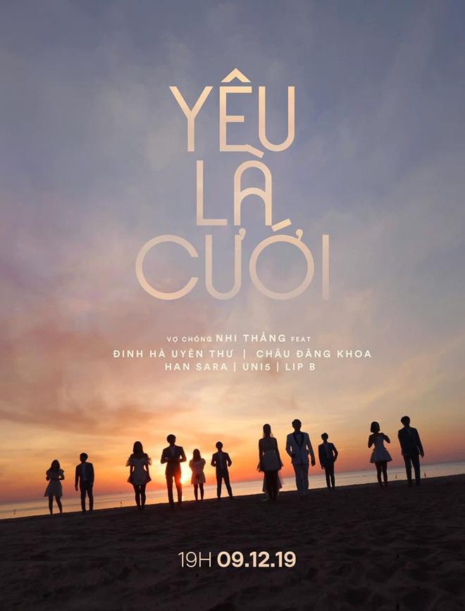 Tung teaser MV Yêu Là Cưới, khoảnh khắc đã nghiện còn ngại của Đông Nhi trước chú rể Ông Cao Thắng gây bão - Ảnh 7.