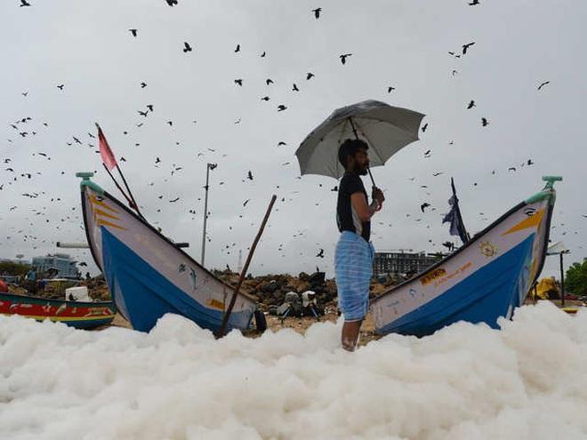 Địa điểm check-in sống ảo đẹp như thiên đường ở Ấn độ, nhưng đau lòng thay đó lại là hậu quả của ô nhiễm nghiêm trọng - ảnh 2