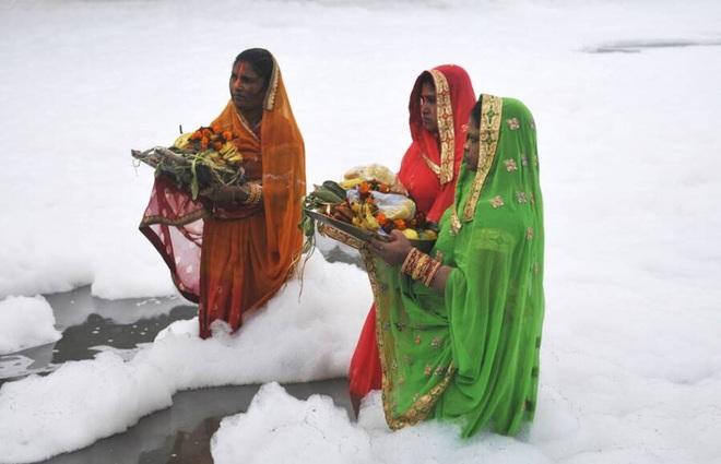 Địa điểm check-in sống ảo đẹp như thiên đường ở Ấn độ, nhưng đau lòng thay đó lại là hậu quả của ô nhiễm nghiêm trọng - ảnh 6