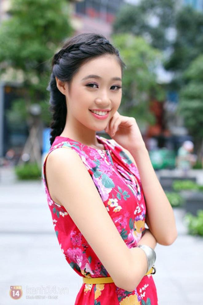 Lộ loạt ảnh hiếm thời đi học của Hoa hậu Hoàn vũ Khánh Vân: Hoa khôi áo dài 6 năm trước, gương mặt nhìn phát là yêu - ảnh 2