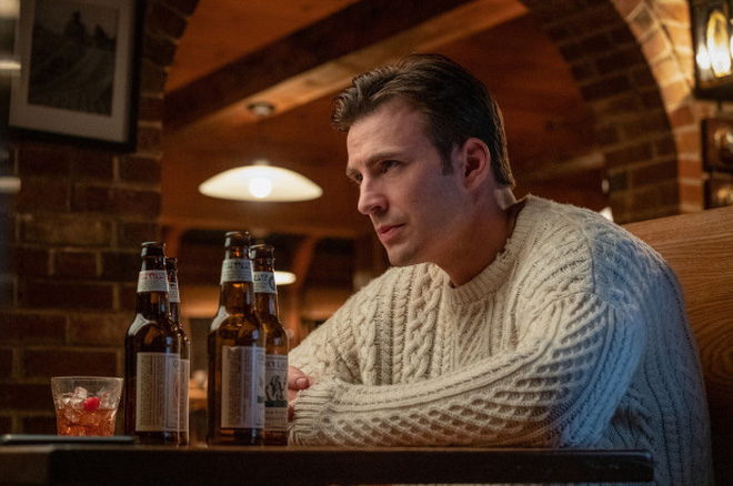 Không chỉ phát điên vì Chris Evan quá đẹp trai, dân tình còn nháo nhác vì chiếc áo len hoàn hảo anh diện trong Knives Out - ảnh 4
