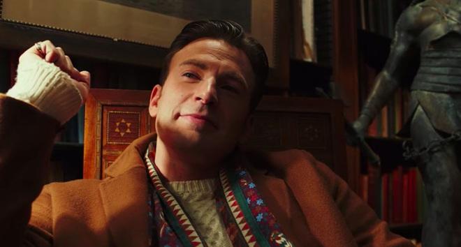 Không chỉ phát điên vì Chris Evan quá đẹp trai, dân tình còn nháo nhác vì chiếc áo len hoàn hảo anh diện trong Knives Out - ảnh 3