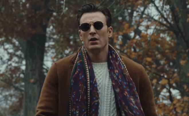 Không chỉ phát điên vì Chris Evan quá đẹp trai, dân tình còn nháo nhác vì chiếc áo len hoàn hảo anh diện trong Knives Out - ảnh 2
