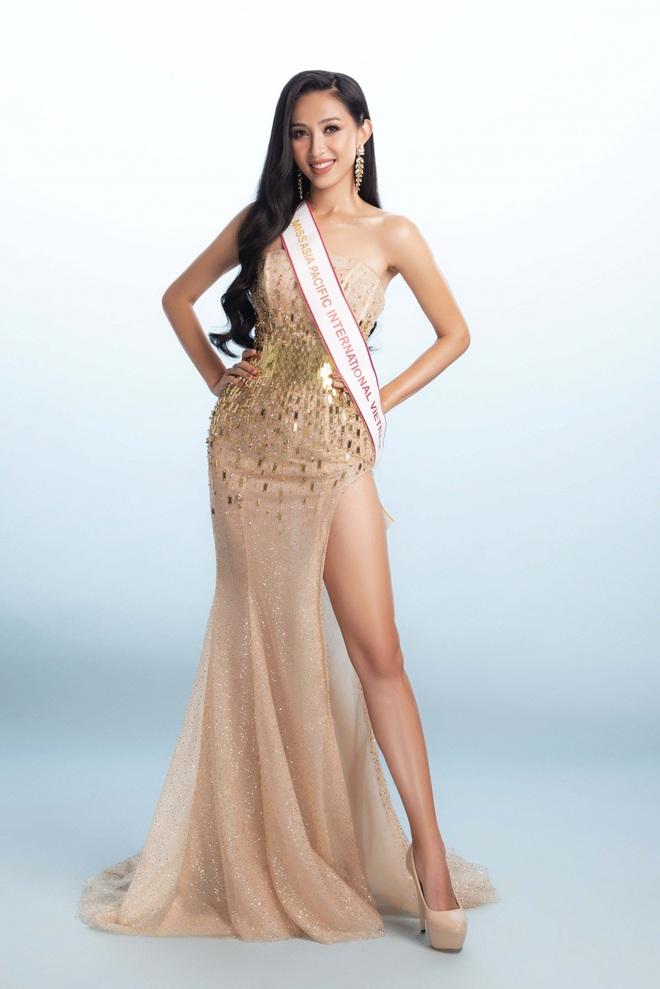 Khánh Vân là học trò thứ 3 của Hoa hậu Hương Giang được vinh danh ở đấu trường nhan sắc! - ảnh 4