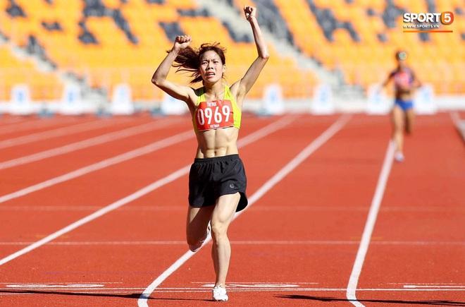 Nữ hoàng chân đất của điền kinh Việt Nam Phạm Thị Huệ: Nén cơn đau dạ dày để giành huy chương vàng sau 2 kỳ đại hội chỉ về nhì - ảnh 1