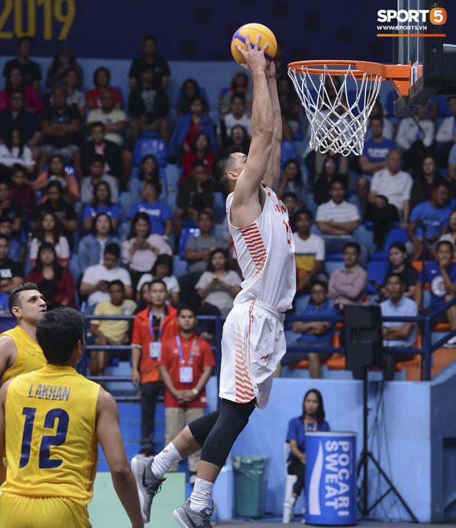 Đối đầu với Thái Lan, tuyển bóng rổ Việt Nam đứng trước cơ hội tạo nên thành tích chưa từng có trong lịch sử tham dự SEA Games - ảnh 4