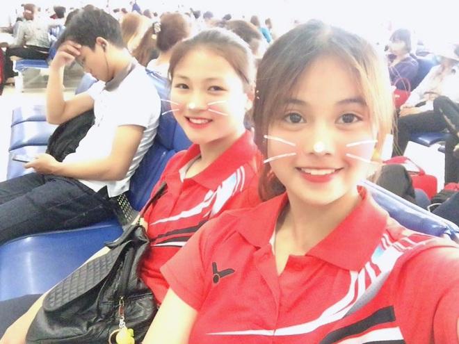 Nhan sắc nữ VĐV bóng rổ Việt Nam chuyển sang bắn cung, giành HCV SEA Games ngay lần đầu tham dự - ảnh 7