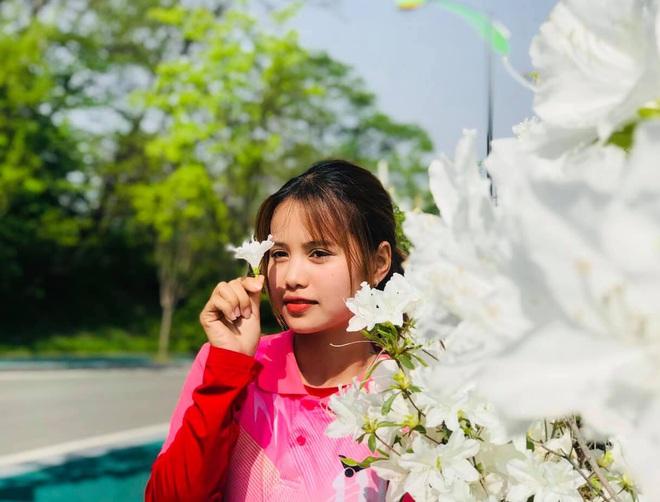 Nhan sắc nữ VĐV bóng rổ Việt Nam chuyển sang bắn cung, giành HCV SEA Games ngay lần đầu tham dự - ảnh 4