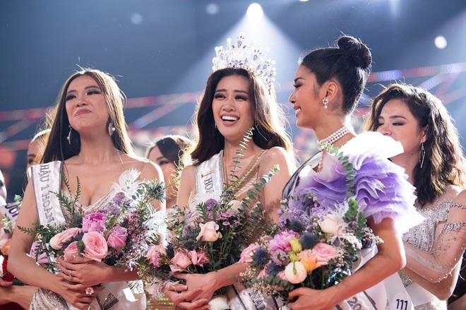 Từng bị Thúy Vân vượt mặt cách đây 5 năm, Kim Duyên đã phục thù thành công tại Hoa hậu Hoàn vũ VN - ảnh 6