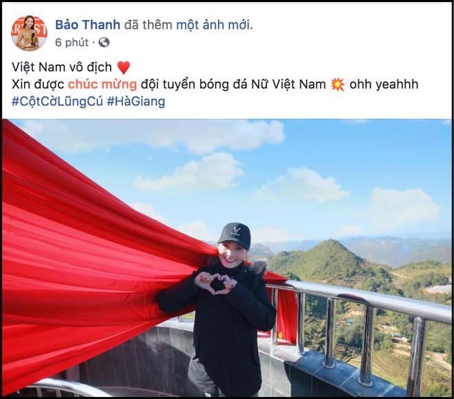 Đặng Thu Thảo, Chi Pu cùng dàn sao Vbiz vỡ oà hạnh phúc khi tuyển nữ Việt Nam giành HCV SEA Games 30 - Ảnh 8.