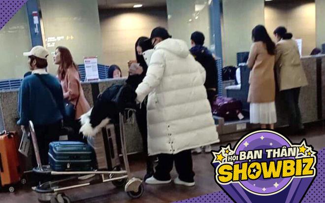Will và Linh Ka chụp ảnh cùng một địa điểm tại Hàn, lại còn bị bắt gặp ở sân bay, khả năng hẹn hò là 99%? - Ảnh 1.