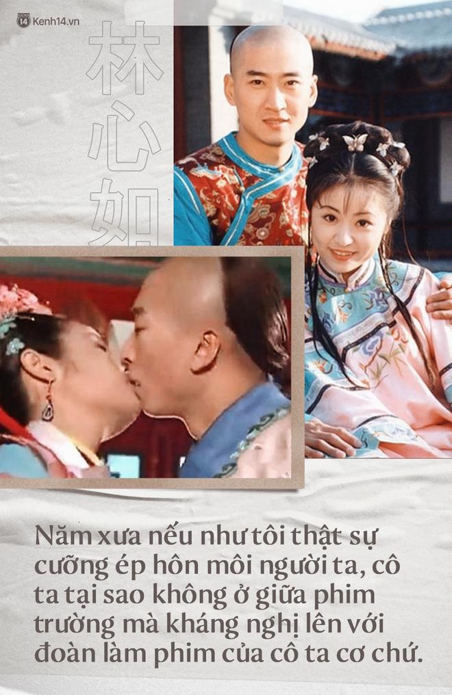 Lâm Tâm Như: Nổi loạn ngỗ ngược từ thuở 17, tinh cách trái ngược với hình ảnh ngọt ngào và cuộc hôn nhân đầy thị phi - ảnh 7