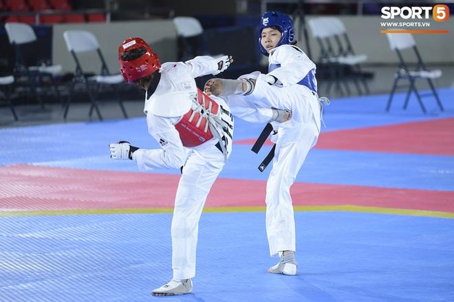Bạc Thị Khiêm, nữ vận động viên Taekwondo khiến toàn bộ khán giả Philippines phải câm lặng chỉ sau một cú đá - ảnh 1