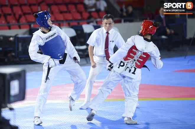 Bạc Thị Khiêm, nữ vận động viên Taekwondo khiến toàn bộ khán giả Philippines phải câm lặng chỉ sau một cú đá - ảnh 5