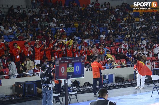 Bạc Thị Khiêm, nữ vận động viên Taekwondo khiến toàn bộ khán giả Philippines phải câm lặng chỉ sau một cú đá - ảnh 8