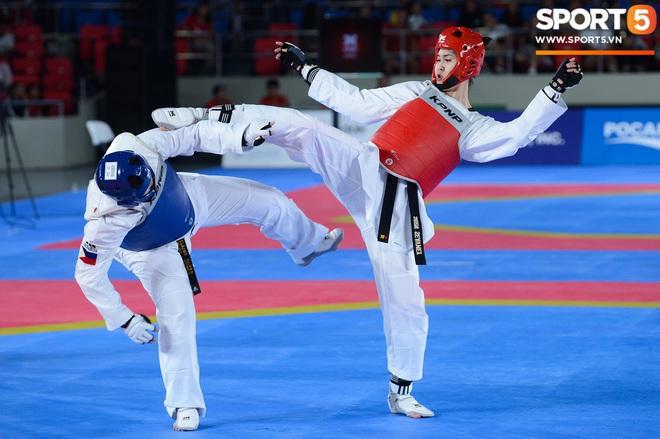 Lý lịch cực khủng của nữ biểu tượng thể thao Campuchia vừa giành HCV Taekwondo SEA Games 30: Cao 1m83, Facebook cá nhân hơn 1,7 triệu follow, từng lập thành tích vô tiền khoáng hậu trong lịch sử thể thao nước nhà - ảnh 5