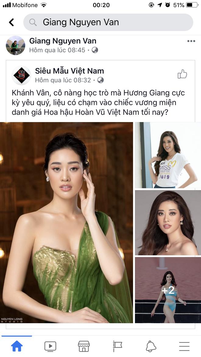 Có bố thay 7749 cái avatar, nhiệt liệt nhờ mọi người like ủng hộ như này bảo sao Khánh Vân không trở thành Hoa Hậu Hoàn Vũ! - ảnh 15