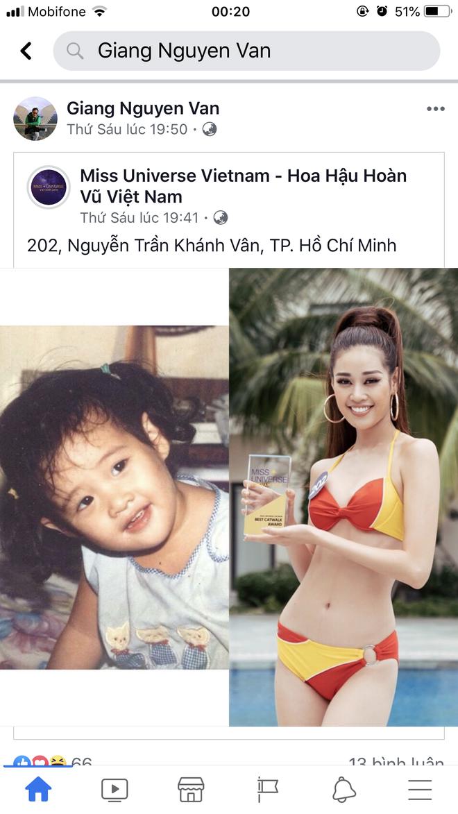 Có bố thay 7749 cái avatar, nhiệt liệt nhờ mọi người like ủng hộ như này bảo sao Khánh Vân không trở thành Hoa Hậu Hoàn Vũ! - ảnh 14