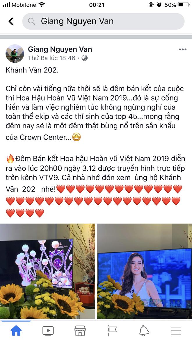 Có bố thay 7749 cái avatar, nhiệt liệt nhờ mọi người like ủng hộ như này bảo sao Khánh Vân không trở thành Hoa Hậu Hoàn Vũ! - ảnh 11