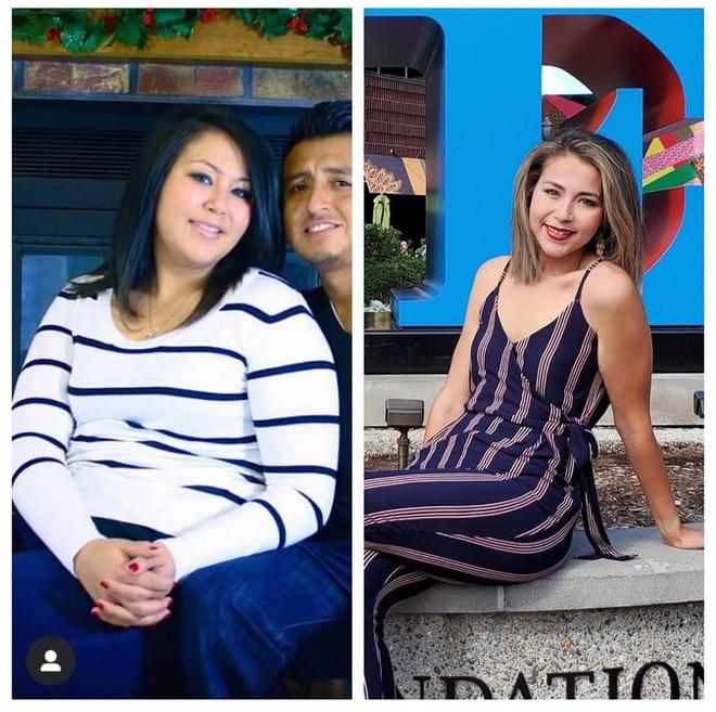 Bị tăng cân không kiểm soát sau cú sốc sảy thai, cô gái lấy lại vóc dáng bằng cách ăn và tập luyện khoa học - ảnh 3